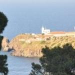 Capraia panorama isola faro