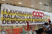 coop protesta