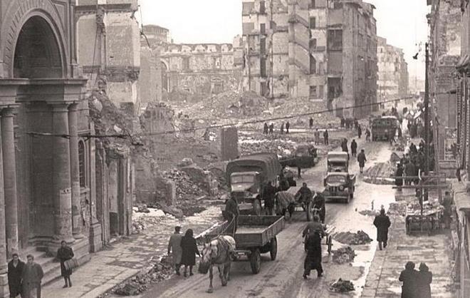 centro livorno bombardamenti