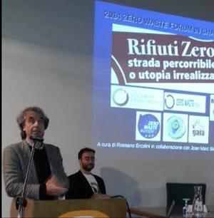 """Conferenza Incontro """"Rifiuti zero"""" di Rossano Ercolini al Circolo San Jacopo"""