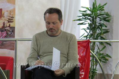 Tommaso Fattori - capogruppo Sì Toscana a Sinistra, regione Toscana