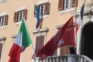 bandier Comune di livorno.