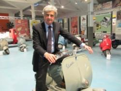 Riccardo Costagliola Presidente Fondazione Piaggio
