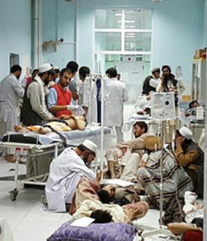 guerra ospedale.