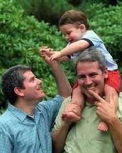 gay famiglia