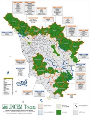 Il Patrimonio Forestale della Toscana