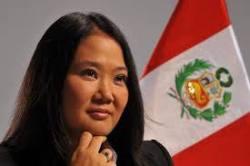 Keiko Fujimori perù
