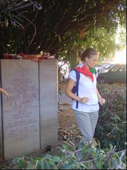 Pisa, lapide due giovani fucilati da nazisti