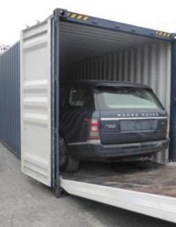 auto container