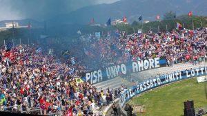 calcio Pisa-Spal-2-1