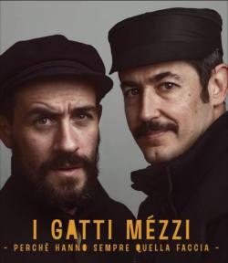 I Gatti Mezzi, dalle origini al nuovissimo album, con Francesco bottai e Tommaso Novi