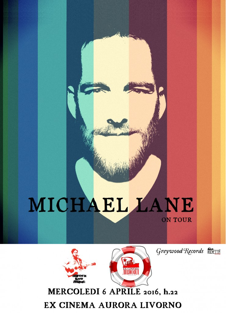 locandina michael lane