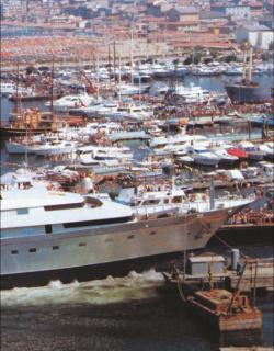 nave porto