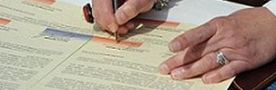 firma gemellaggio