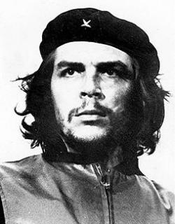 fotografia  del Che, scattata dal fotografo Alberto Korda