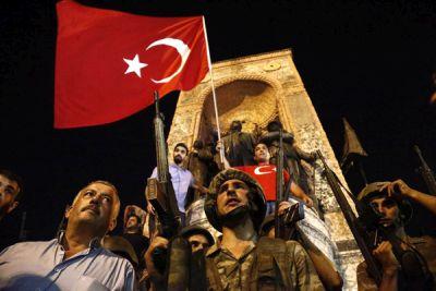 turchia autoritaria
