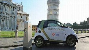 E-mobility Pisa
