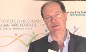 Carlo Tomassini, direttore Azienda Ospedaliera Pisana