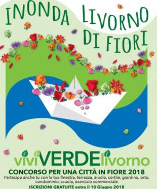 Concorso ViviVerde Livorno. \