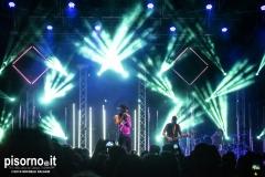 Achille Lauro live @ Castiglioncello Festival, 17 Agosto 2019