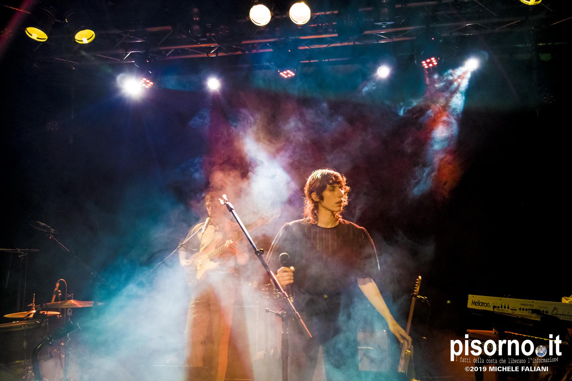 Aldous Harding live @ Locomotiv (Bologna, Italy, November 14th 2019)