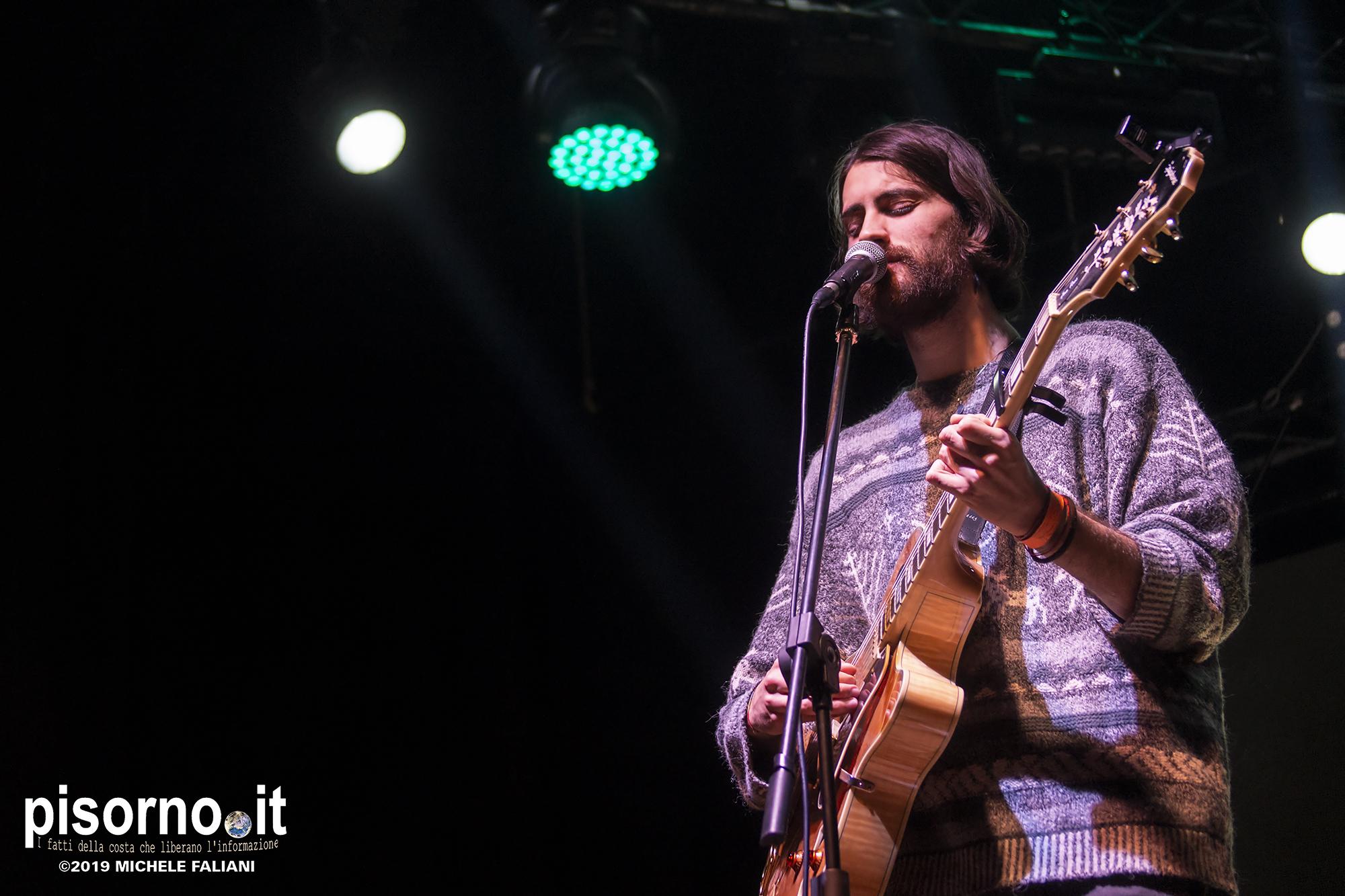 Alto live @ The Cage Theatre (Livorno, November 14th 2019)