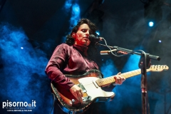 Anna Calvi live @ Arti Vive (Soliera, Italy, July 4th 2019)