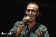 Antonello Venditti live @ Castiglioncello Festival, 18 Agosto 2019