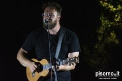 Ben Ottewell live @ Festival delle Colline (Chiesa di San Francesco a Bonistallo, 2 Luglio 2019)