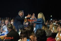Christian De Sica live @ Villa Bertelli, 7 Agosto 2021