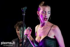 Chrysta Bell live @ Festival delle Colline, 13/7/2017