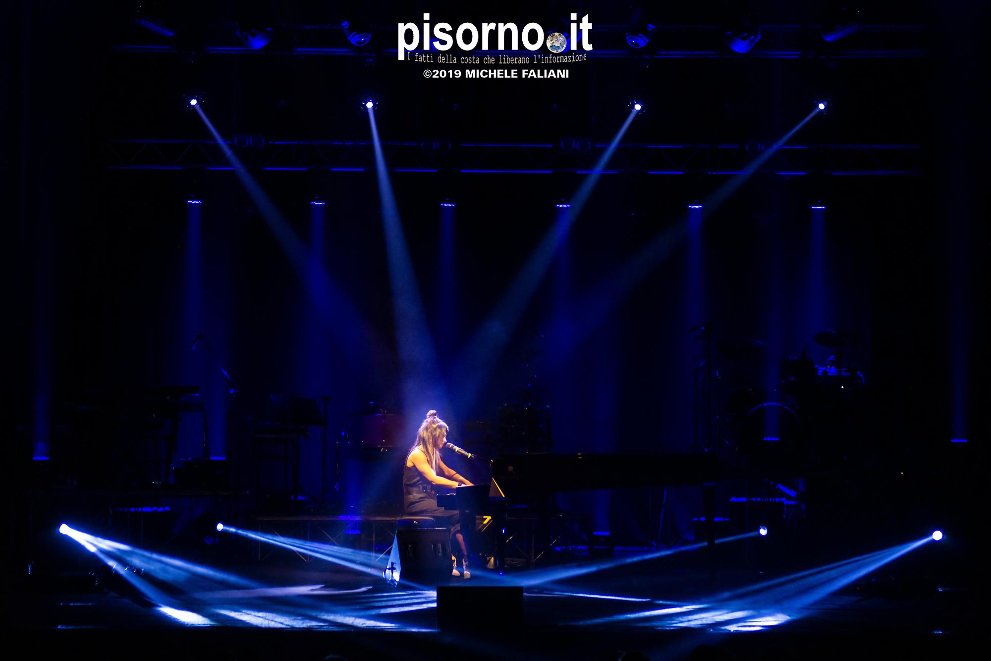 Dolcenera live @ Teatro Puccini (Firenze, 11 Novembre 2019)