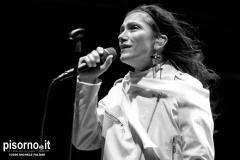 Elisa live @ Villa Bertelli, Forte dei Marmi, 26 Settembre 2020
