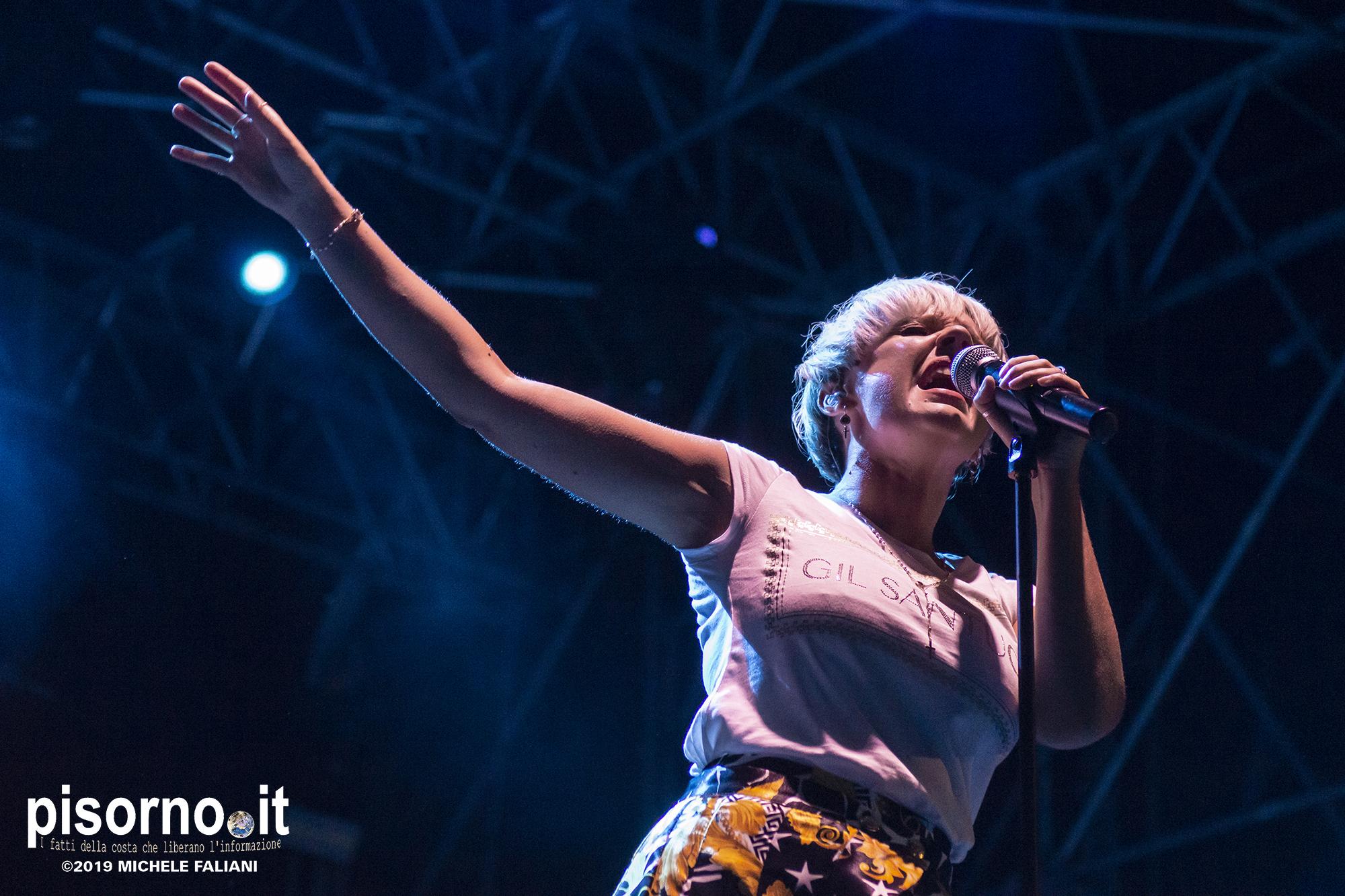 Eliza G live @ Arena della Versilia, August 14th 2019