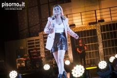 Emma Marrone live @ Modigliani Forum (Livorno, Italy), 20 Febbraio 2019