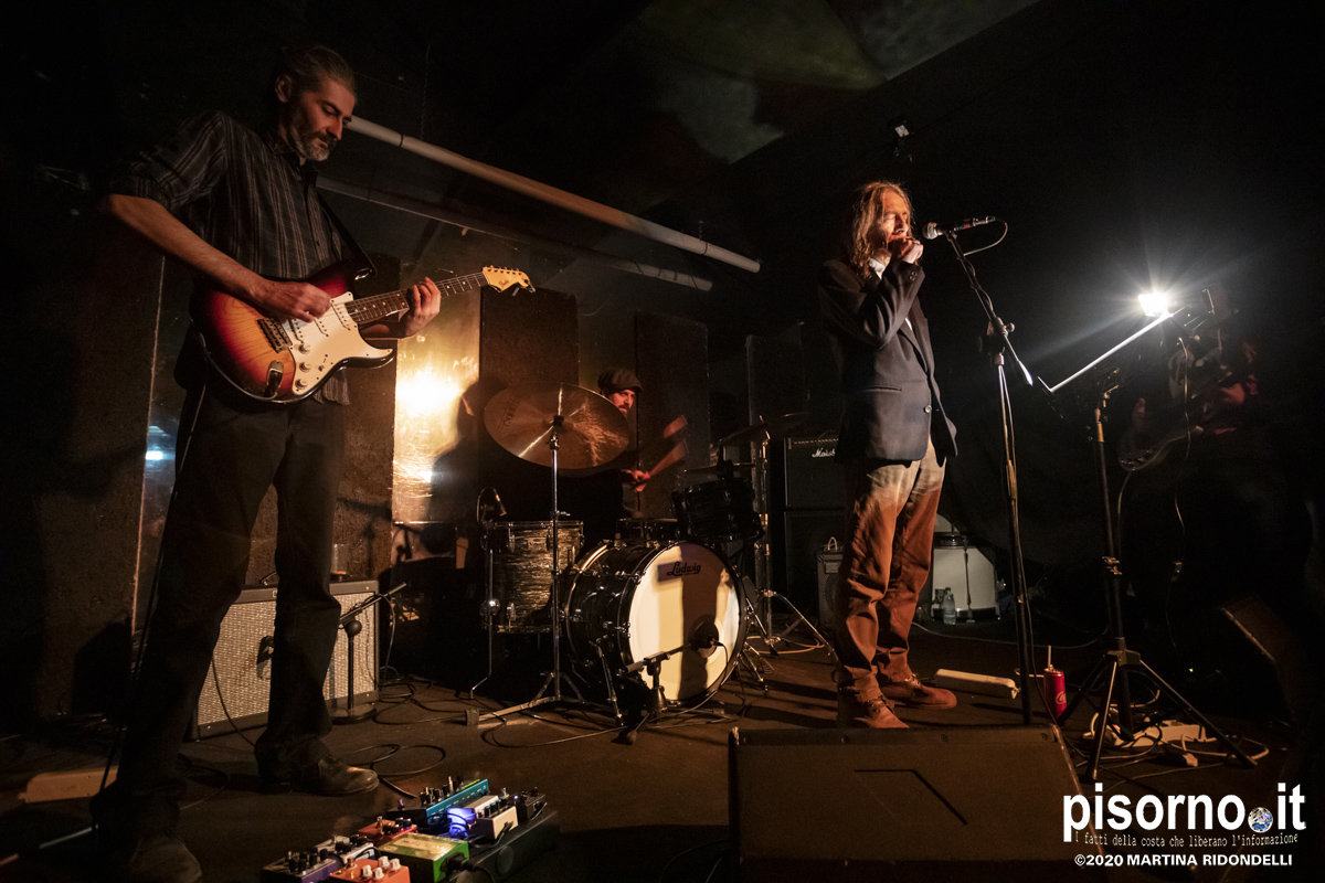 Faust'O and Skywalkers live @ Caracol (Pisa, 15 Febbraio 2020)