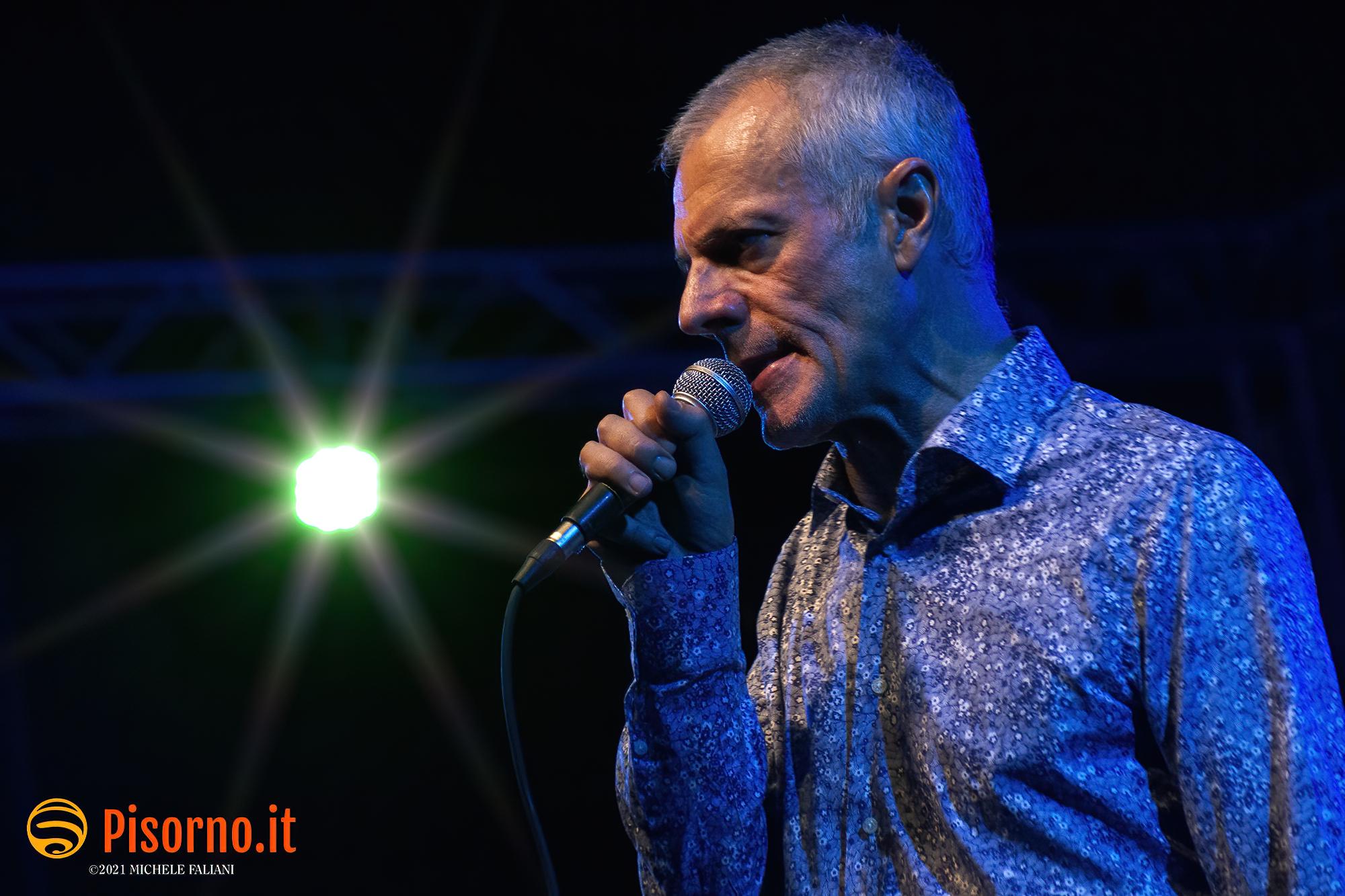 Federico Fiumani live @ Fortezza Nuova, Livorno, 20 Luglio 2021