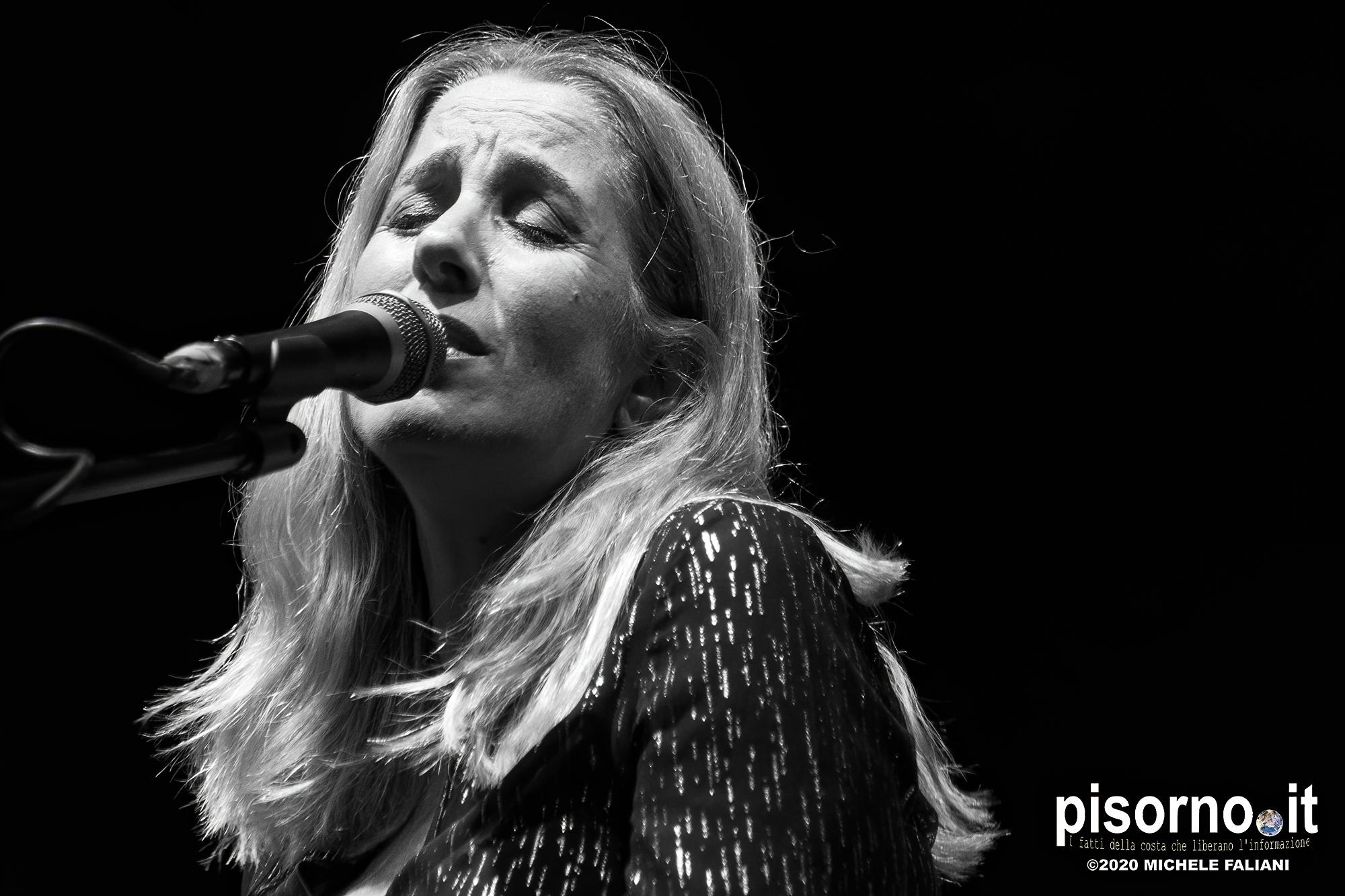 Ginevra Di Marco  Live @ Teatro Puccini, Firenze, 3 Ottobre 2020
