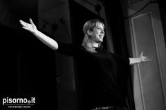 Ginevra Di Marco @ Nuovo Teatro Delle Commedie (Livorno, 19 Gennaio 2018)