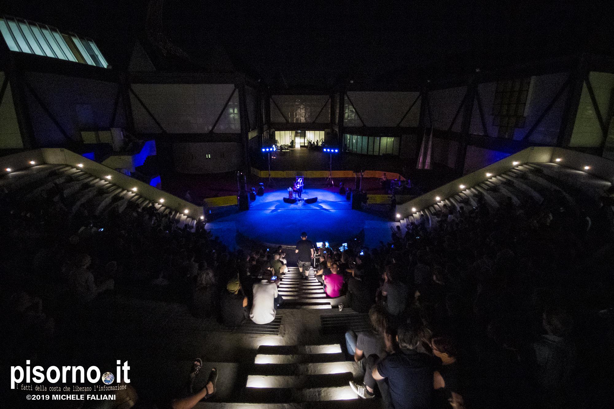 J Mascis live @ Festival delle Colline (Prato, July 12th 2019)