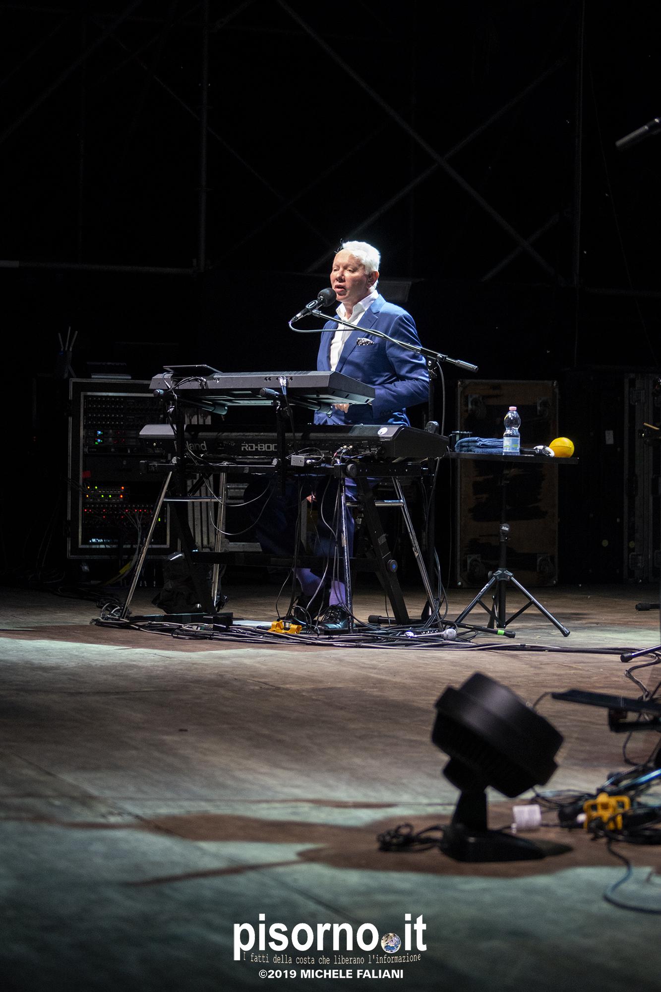 Joe Jackson live @ Estate Fiesolana (Fiesole, Italy, July 22nd 2019)