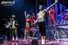 Le Cirque World's Top Performers in Alis @ Modigliani Forum (Livorno, Italy), April 27-28-29th 2018