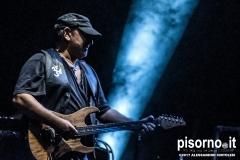 Litfiba live @ Settembre // Prato è spettacolo, 2/9/2017