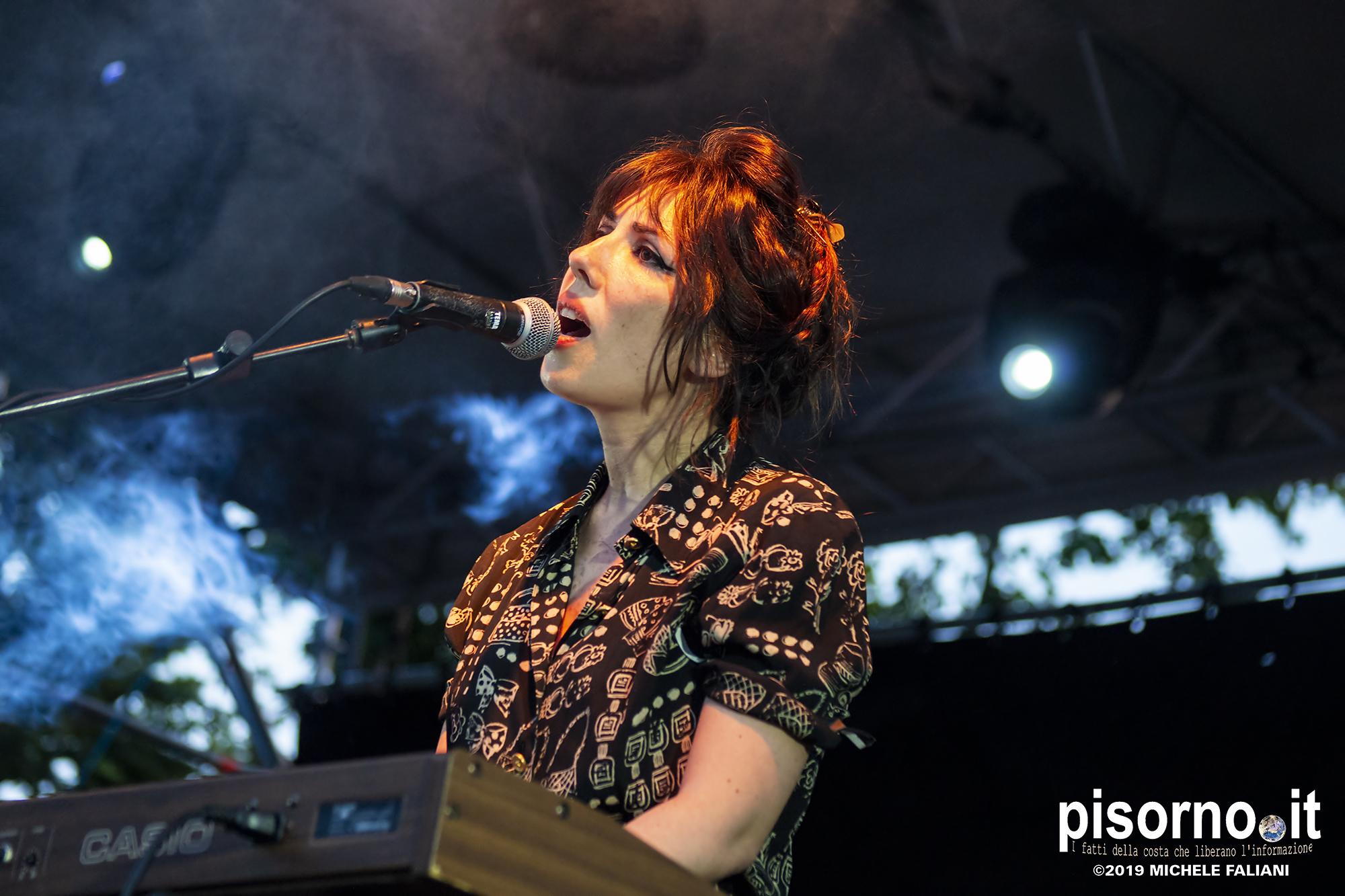 Malihini live @ Arti Vive (Soliera, Italy), July 7th 2019