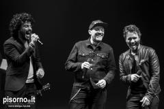 Max Nek & Renga @ Modigliani Forum (Livorno, 21 Febbraio 2018)