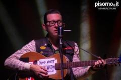 Micah P. Hinson live @ The Cage (Livorno, Italy, November 14th 2019)