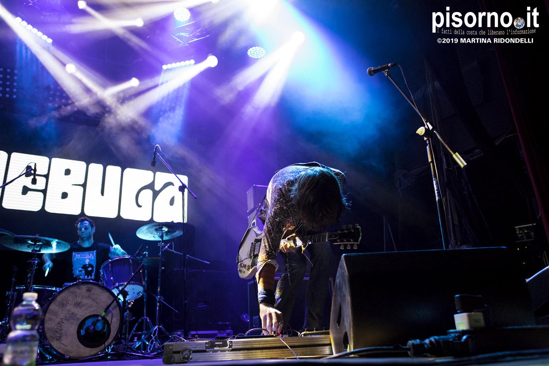 Nebula live @ The Cage (Livorno, Italy, Oct 3rd 2019)