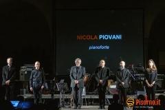 Nicola Piovani live @ Chiostro di San Domenico (Prato, 24 Luglio 2021)