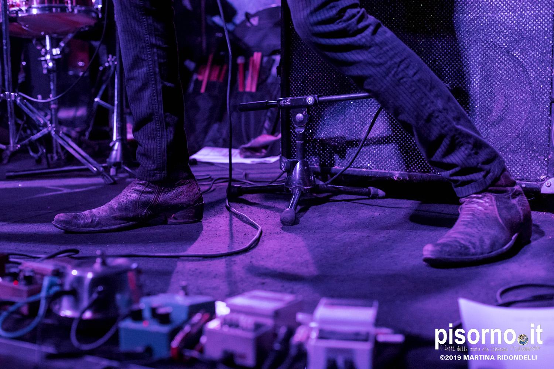 Not Moving LTD live @ Caracol (Pisa, 12 Ottobre 2019)