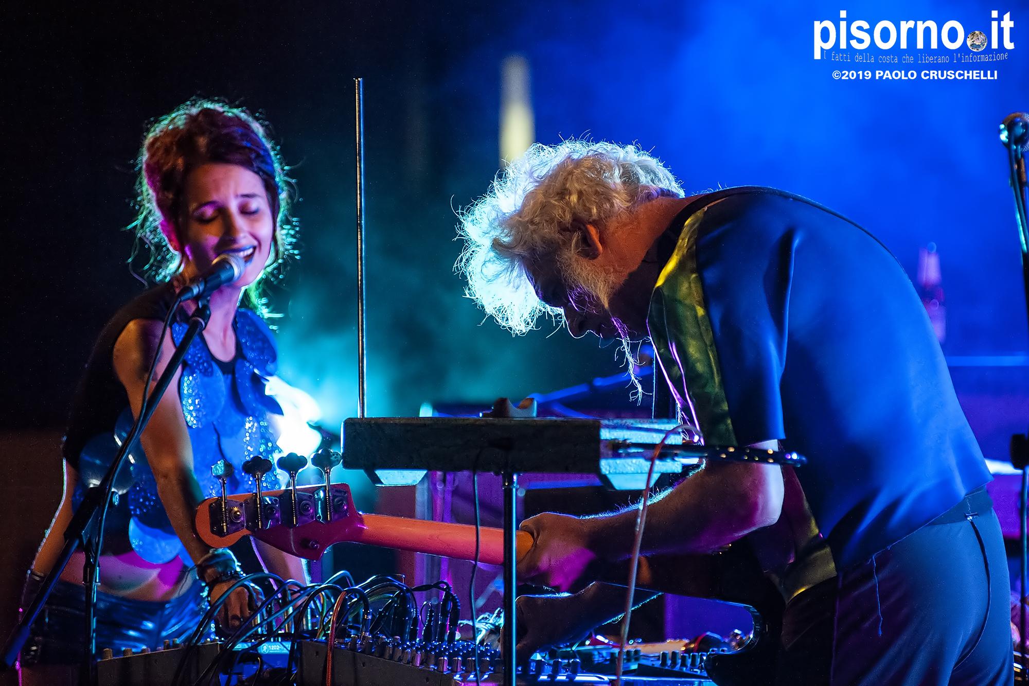OoopopoiooO live @ Pecci Summer Live (Prato, 17 Luglio 2019)